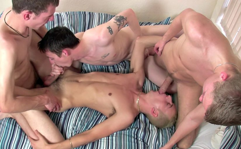 Luke Desmond, Brez Wild, Evan Zero & Noah James