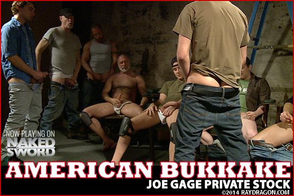 American Bukkake – Dragon Media