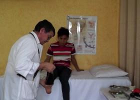 Rave Visits Doctor Tickles