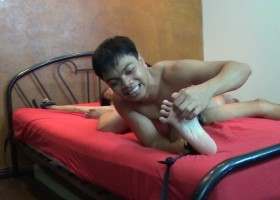 Arjo Tickled By Two