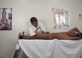Doctor Tickles Russel