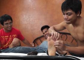 Tickling Hot Jacob