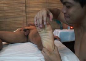 Erotic Asian Tickle Parlor