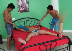Jayford Tied And Tickled