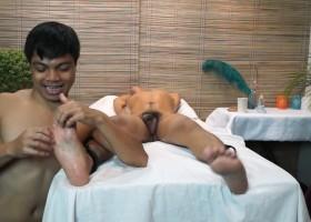 Warren's Tickle Massage