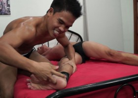 Ultimate Tickle Boy Toy