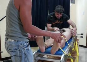 Diamond Thief Tickle Interrogation