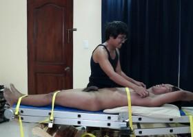 Hermis Tickle Handjob