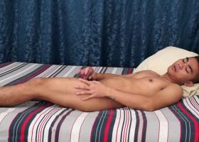 Lance's Feet and Wank