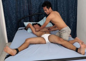 Danilo Tied And Tickled