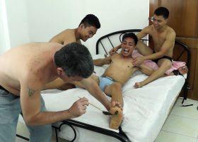 We Love Tickling Argie