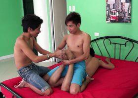 Tickling Jayford