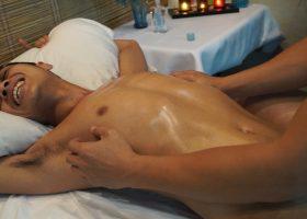 Gilbert's Erotic Tickling Massage