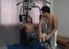 Jacobs Gym Tickle