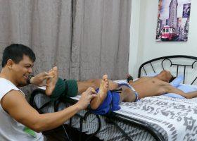 Sexy Ticklish Rizal