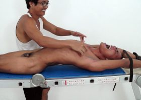 Javey Racked and Tickled