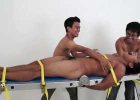 Jesse Rivera Racked and Tickled