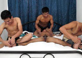Hot Str8 Pinoy Boy Niko Tickled