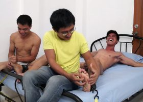 Tickle Boy Trio