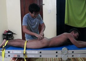 Ticklish Asian Boy Niko