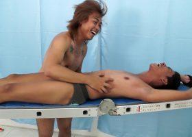Gang Tickling Idol