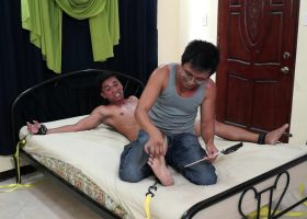 Ricky And Mike Tickle Diego