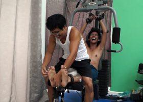 Idol's Ticklish Training