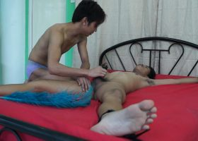 Idol Tickled and Milked