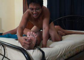 Javey Tickled Silly By Ricky