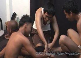 Ricky, Spike, Jose and Keno